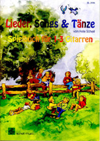 Lieder, Songs & Tänze